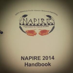NAPIRE 2014 Handbook :)